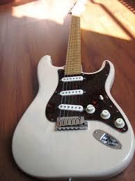 Fender John Mayer Stratocaster Hangtime Images