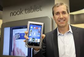 Barnes & Noble Introduces NOOK Tablet™ Its Fastest Lightest