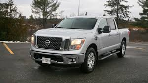 2017 Nissan Titan SV Test Drive Review