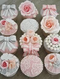 Beautiful Wedding Cupcakes