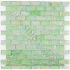 hakatai glass tile green glass mosaic tiles