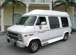 Mark 3 High Top Conversion Van Low Miles Florida