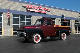 1954 Ford F100 | Fast Lane Classic Cars 1954 F100 Old School New Way Cool Modified Mustangs 54 Ford Trucks Pinterest And Classic White Lightning Sema 2014 Youtube V8 302 Metal Pickup Sign Dads Shop Open 24 Hrs Gift For Him By Tburg Nice Wheels Dean Jacksons Hot Rod Republic Bm Racing Products On Twitter This Bagged Blown 1951 F1 Cars 60year Itch Truck Truckin Magazine Sale Classiccarscom Cc987291