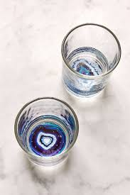 Shop Geode Bottom Glasses Set At Urban Outfitters Today