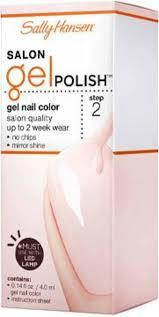 salon gel polish gel nail color