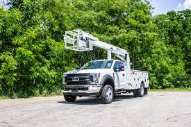 Custom Truck One Source To Premiere Posi-Plus Cable Placer At Cable ...