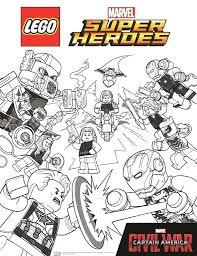 Civil War Coloring Page Marvel Avengers 2 On Kids N Fun
