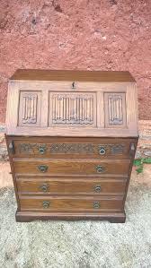 vintage bureau vintage charm oak bureau ipplepen interiors