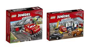 Kupaman: Tampilan Lightning McQueen Dan Kawan-kawan Di Set LEGO ...