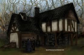 100 Sleepy Hollow House Concept Art Lauren Harper
