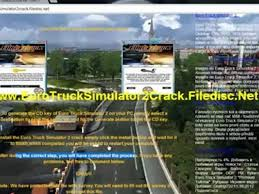 100 Euro Truck Simulator 2 Key Crack And Gen Torrent FREE Download