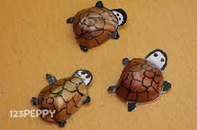 How To Make A Turtle With Recycled Materials