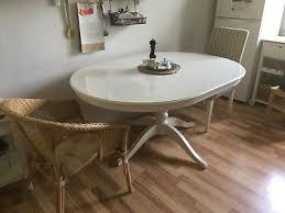 ikea runder küchentisch esstisch ausziehbar weiß tisch