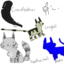 warrior cat names another bunch of literal warrior cats names by ressii on deviantart