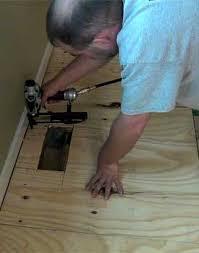 Sturd I Floor Plywood by Subfloors For Hardwood Floors