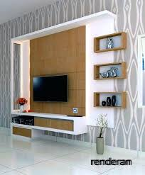 Decorating Around A Wall Mounted Tv Interior Design Ideas For Unit Cabinet