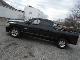 100 Used Dodge Truck 2004 Ram 1500 QUAD CAB SLT 47L V8 At Contact Us