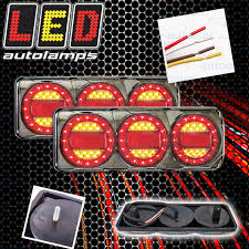 2X LED MAXILAMP COMBO REAR TAIL STOP INDICATOR LIGHTS LAMPS TRUCK ... Automotive Household Truck Trailer Rv Lighting Led Light Bulbs Vnl Led Headlight Volvo Lights Semitruck 12 License Plate White For Semi Uatparts Shine On With This Traxxas Udr Kit Video Rc Newb 4 Inch Round Special Accsories 7x6 Led Sealed Beam 7x5 45w Truck Lights Used For Semi Kenworth Marker All About Cars 4pcs 4x6 Headlights For Western Star 4900 Perbilte Blue Trucks Design Trux