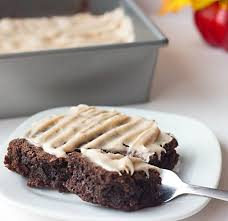 Pumpkin Mousse Brownie Trifle by Pumpkin Cream Cheese Brownies Recipe