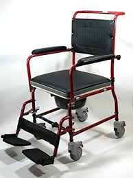 handicap toilet chair with wheels medmobile 3 in 1 commode wheelchair bedside toilet
