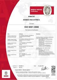 bureau veritas poitiers certification iso 9001