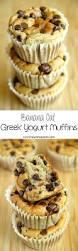 Pumpkin Muffin Dunkin Donuts Weight Watchers Points by Banana Oat Greek Yogurt Muffins Running With Spoons