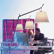 Tolomeo Desk Lamp Sizes by Artemide Tolomeo Mega Tavolo Table Lamp With On Off Switch