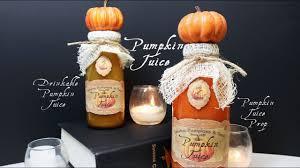 Pumpkin Juice Harry Potter Recipe by Pumpkin Juice Copycat Harry Potter Pumpkin Juice Diy Pumpkin