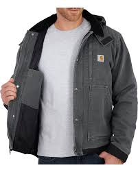 Carhartt Men's Full Swing Cadwell Jacket | Boot Barn Orvis Mens Corduroy Collar Cotton Barn Jacket At Amazon Ll Bean Coat M Medium Reg Adirondack Field Brown Powder River Outfitters Wool For Men Save 59 Dorrington By Woolrich The Original Outdoor Shop Clearance Outerwear Jackets Coats Jos A Bank North Face Millsmont Moosejawcom Chartt Denim Stonewashed 104162 Insulated Filson Moosejaw Canvas Ebay Burberry In Green For Lyst J Crew Ranch Work Removable Plaid Ling