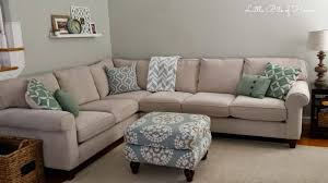 2017 latest havertys piedmont sectional sofas