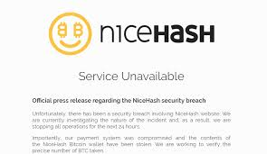 Lamps Plus Data Breach Class Action by Nicehash Hacked Crooks Have Allegedly Stolen 60m Worth Of