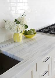 small subway tile kitchen modern with covelano marble pencil