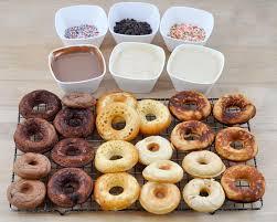 Pumpkin Cake Mix Donuts by Beki Cook U0027s Cake Blog Homemade Donuts Made Easy Recipe