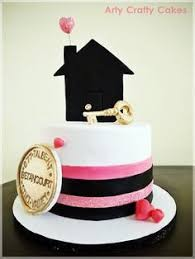 Custom Cake Toppers For A Housewarming House T By CommunicakeIt