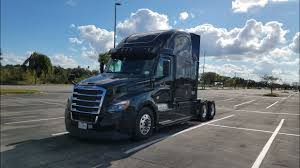 Stevens Transport: 2018 Freightliner Cascadia - YouTube