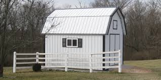 Shed Plans 8x12 Materials by Barn Shed Plans Classic American Gambrel Diy Barn Designs