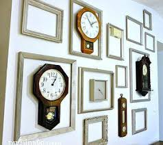 Wall Decor Clocks Art Clock Gallery Low Cost Home How To Living Room Ideas