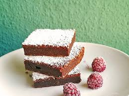 schoko rote bete brownies