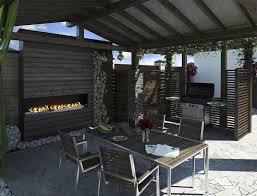 cuisine d ete couverte cuisine d été ouverte ou couverte 21 ères de l aménager