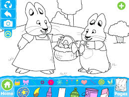 Articles With Max And Ruby Colouring Pages To Print Tag Max And