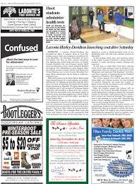 Christmas Tree Inn Gilford Nh by The Laconia Daily Sun November 29 2013 By Daily Sun Issuu