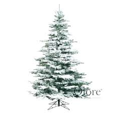 Flocked Artificial Christmas Trees Sale by Flocked Artificial Christmas Trees U2013 Abreud Me