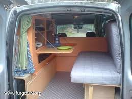 Converted Mini Vans Camping