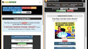 Bitcoin Faucet Rotator Script by Demonstração Dos Scripts Youtube
