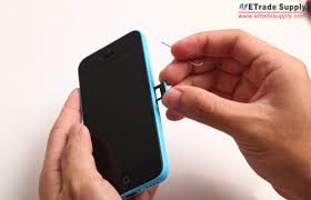 How to Disassemble the iPhone 5C for Screen Parts Repair