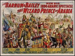 March 28 Barnum Bailey Day