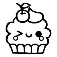 View All Drawn Cupcake Kawaii