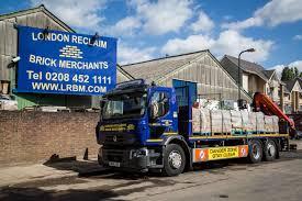 London Reclaim Brick Merchants' Next Day Delivery Service