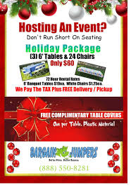 Holiday-Special-Sacramento-event-tables-and-chairs – Jump House ... Pittsburgh Chair Covers Services Festive Holiday Poinsettia Tufted Cushion Padded Seat New Cozy Cover Btr Back To Realitee Short Ding Room Slip Cover Asddfxfff By Esapnol1 Issuu Christmas Chair Seat Cover Santa Snowman Red Green Table Dropshipping For Christmas Claus Mrs Santa Xgiejdeducationaddainfo Bling Custom Fitted Back Washable Removeable Innovative How To Make And Ding Cushions Patio Kitchen And Bench Matching Table Red Father Toilet Rug Set Home Hotel