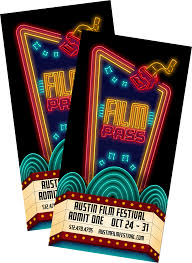 Badges And Film Passes Info - Austin Film Festival